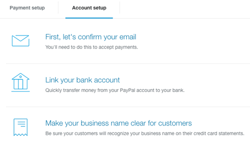 Claiming Your PayPal Account | Help Center | Wix com
