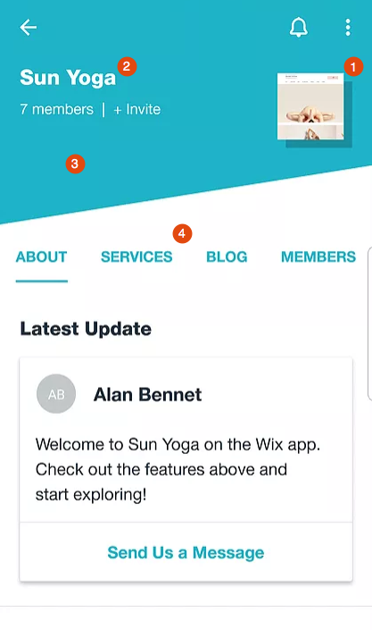 About the Wix Mobile App | Help Center | Wix com