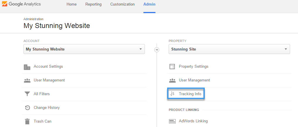 how to add google analytics to wix - 3