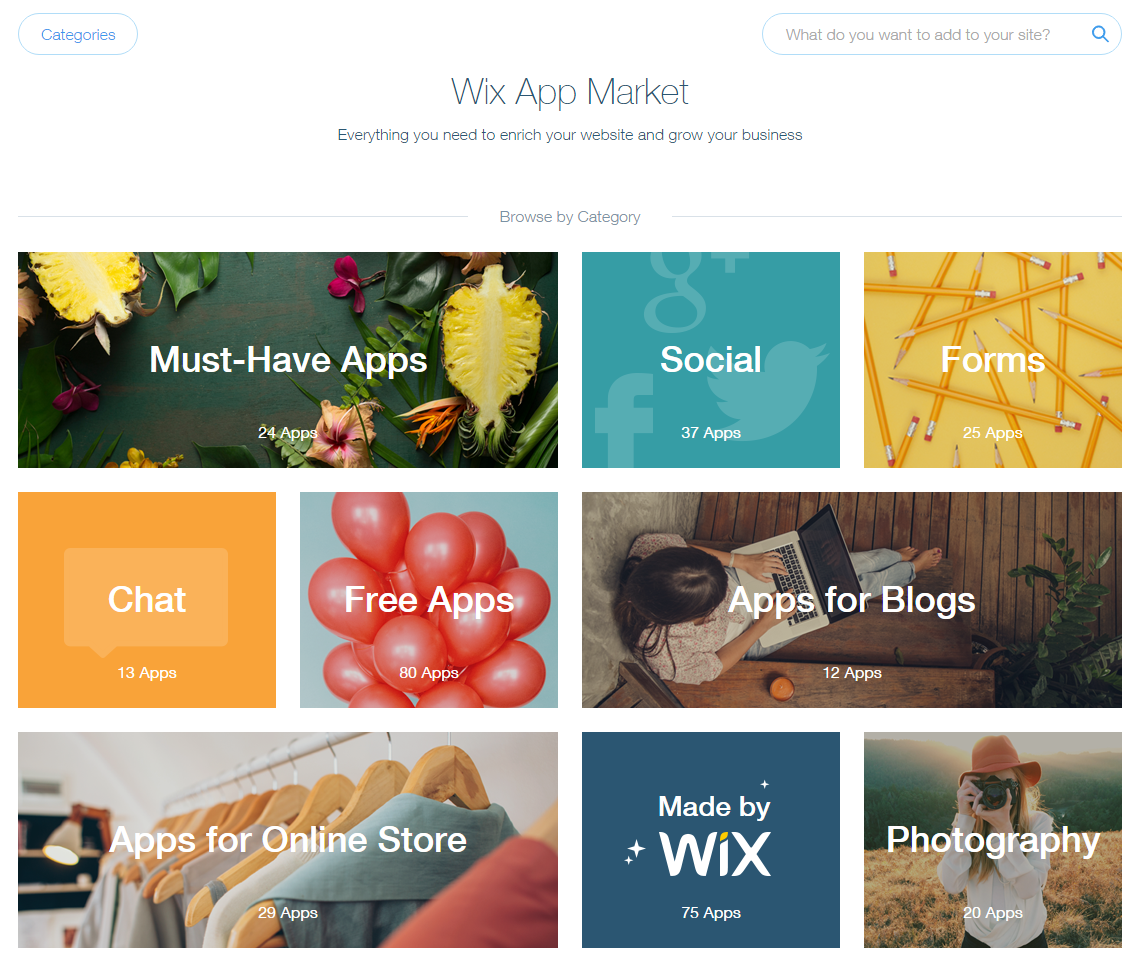 5 Essential Wix Tools to Use With Your Business Site | Help Center ...
