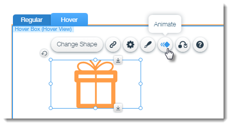 Animating Elements In Your Hover Box   Help Center   Wix com