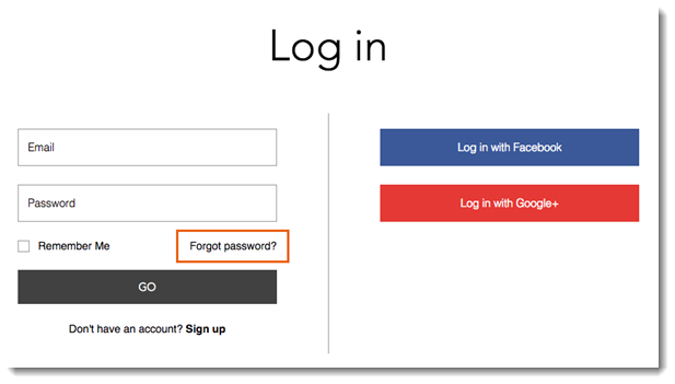 Site Members Password Retrieval | Help Center | Wix com