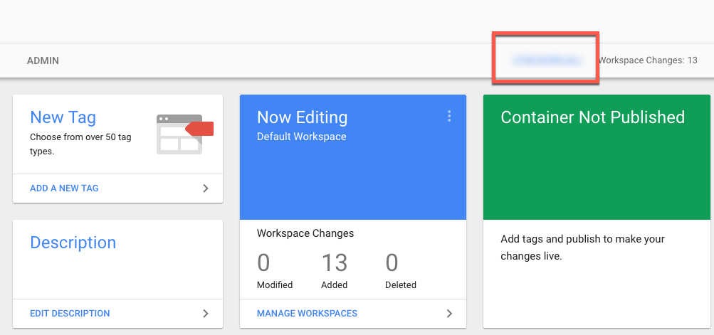 Adding Your Google Tag Manager Account ID to Your Wix Site
