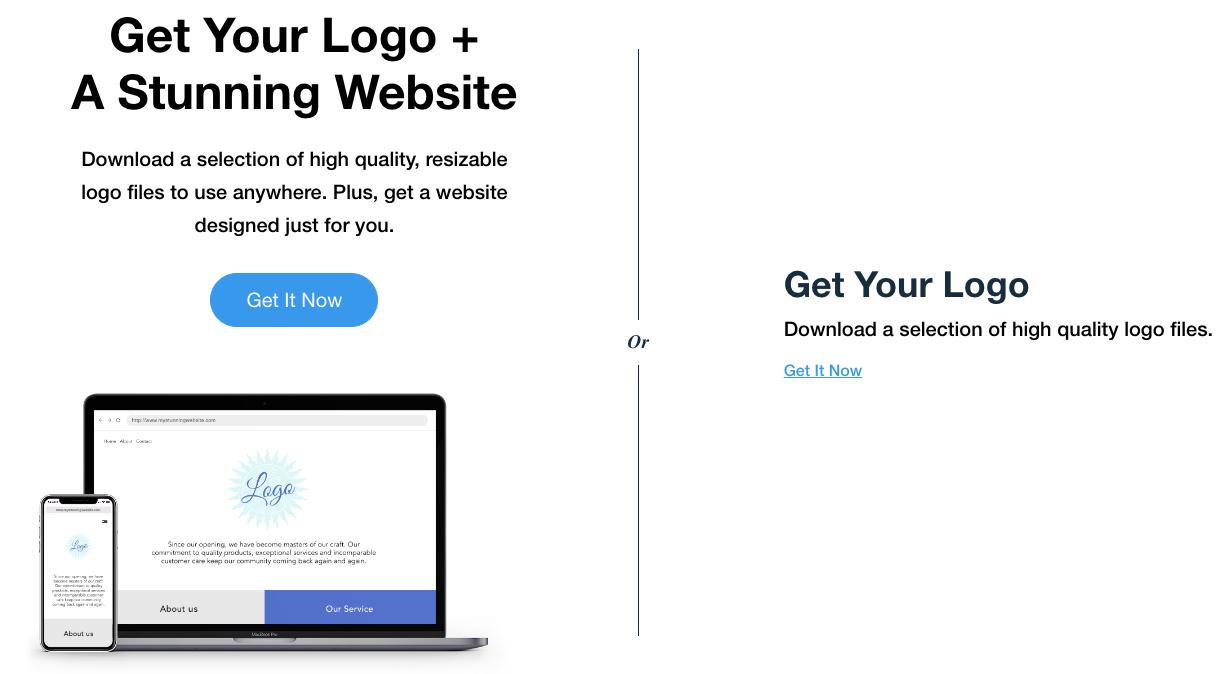 Automatically Get a Free Branded Website | Help Center | Wix com