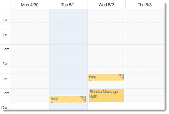 Sincronizzare Calendario.Sincronizzare Il Tuo Google Calendar Con Wix Bookings