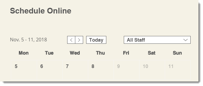 Setting Availability for 1-on-1 Sessions in Wix Bookings