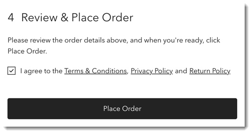 Adding A Policy Checkbox To Your Wix Stores Checkout Page Help