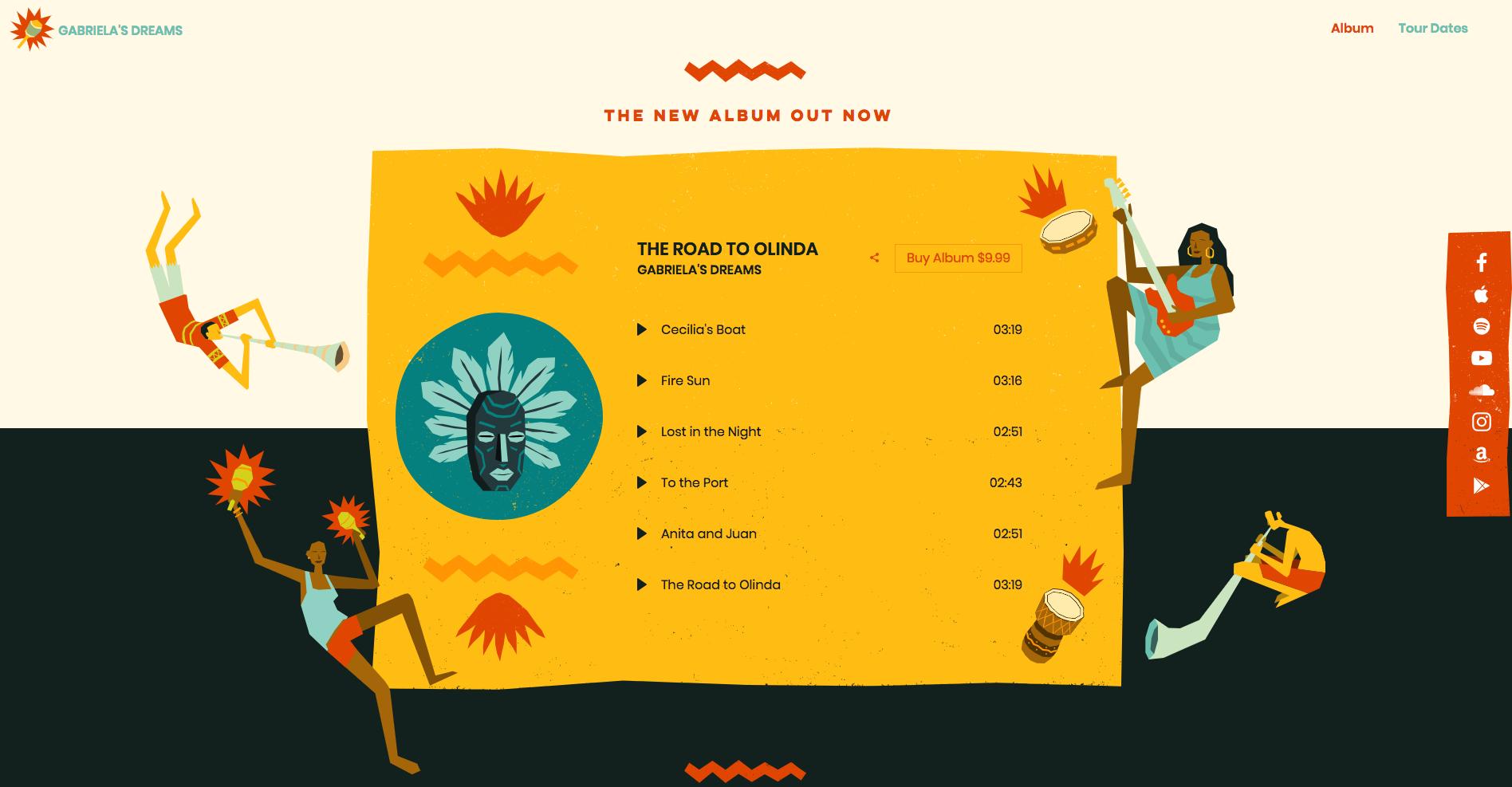Adding Music to Your Site | Help Center | Wix com