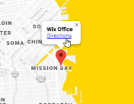 Changing Your Google Map Settings | Help Center | Wix com