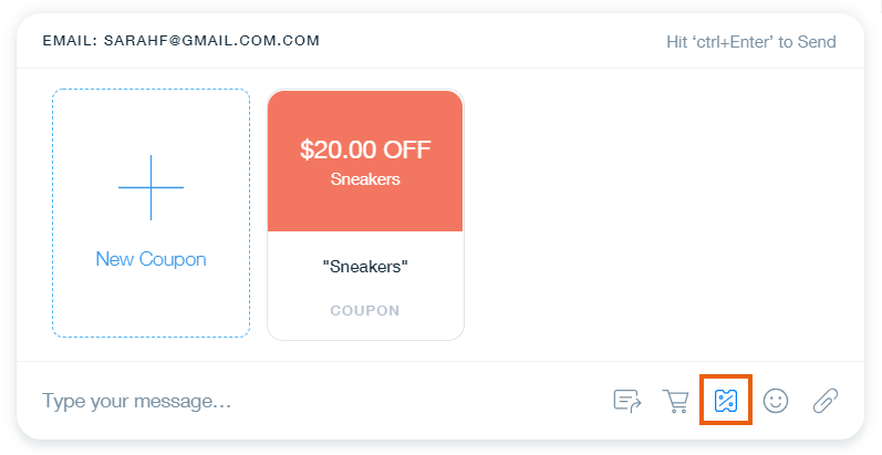 Sending Coupons From Wix Inbox | Help Center | Wix com