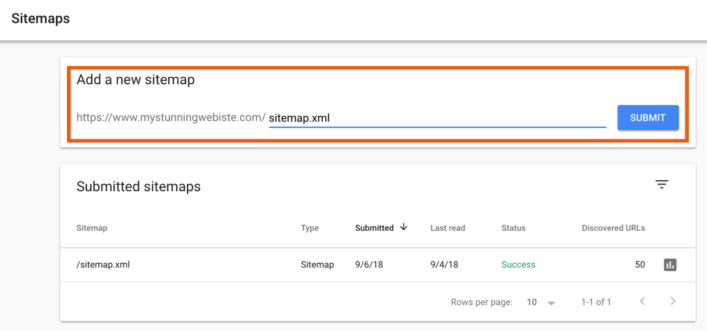 submitting your sitemap directly to google help center Sitemap 4 #16