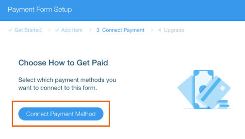 Adding and Setting Up a Payment Form   Help Center   Wix com
