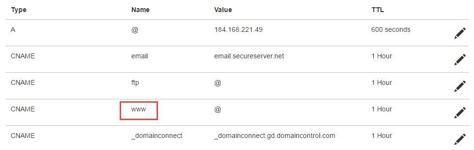 Connecting Your Godaddy Domain To Wix Via Pointing Help Center