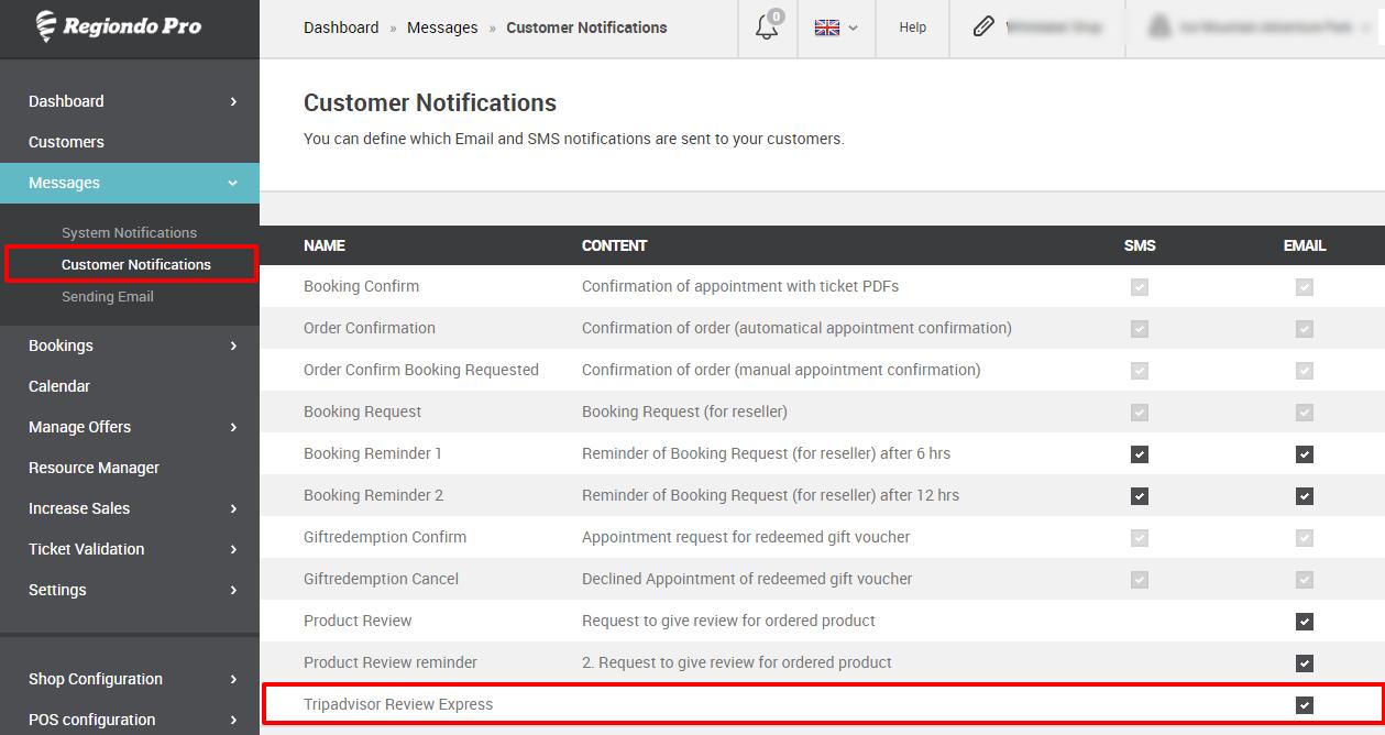 sistema di prenotazione online_recensioni_tripadvisor_regiondo