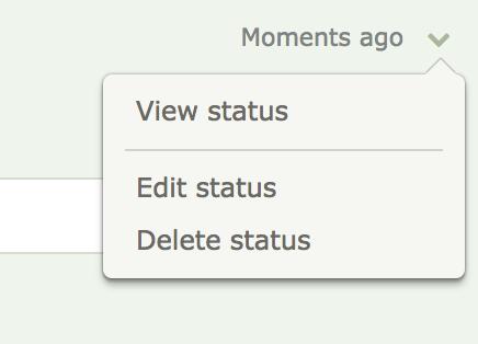 How Do I Create A Status Update Deviantart Knowledge Base