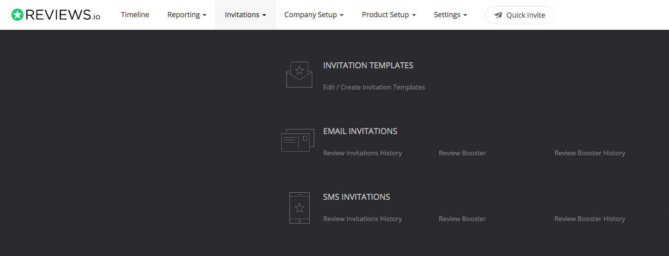 How to create your customised review invitation email template creating your review invitation email template stopboris Image collections