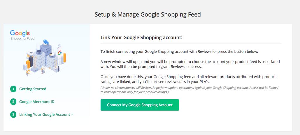 Integration: Google Shopping Feed