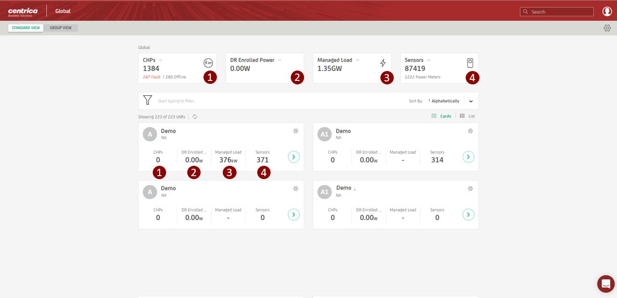 PowerRadar v3 2 5 Release Notes - Centrica Business