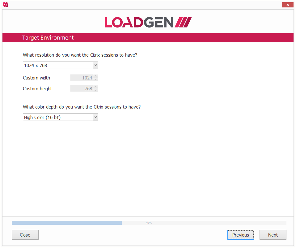 LoadGen - Knowledge Base: Tutorial: Set up LoadGen Load