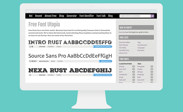 Where To Find Your Fonts | Website Building | Wix Academy