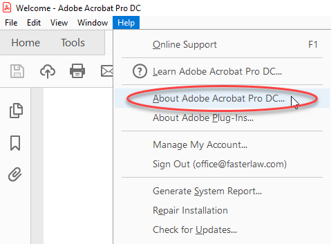 Faster Drive - Issues saving documents to Faster Drive using Adobe