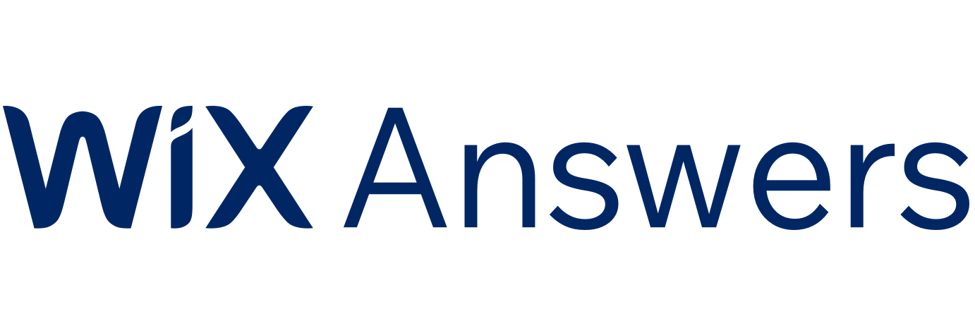 Wix Answers logo