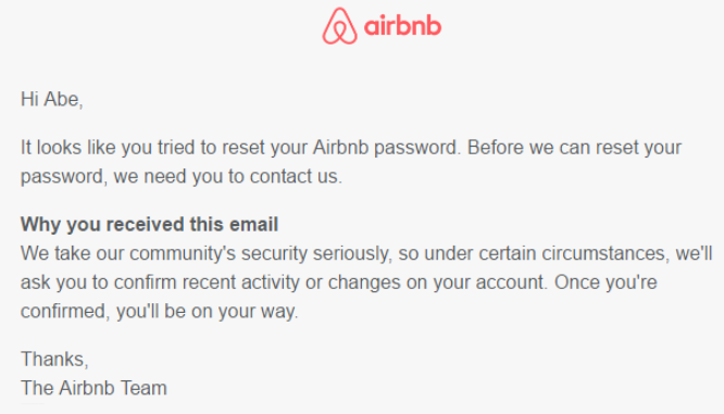 Unable to log in to Airbnb - Guesty Help Center