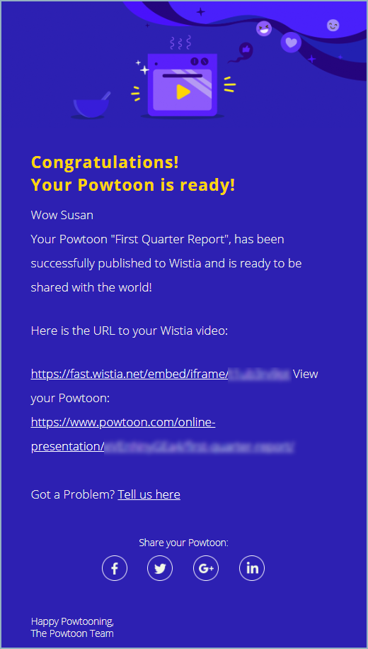 Uploading your Powtoon to Wistia | Help Center