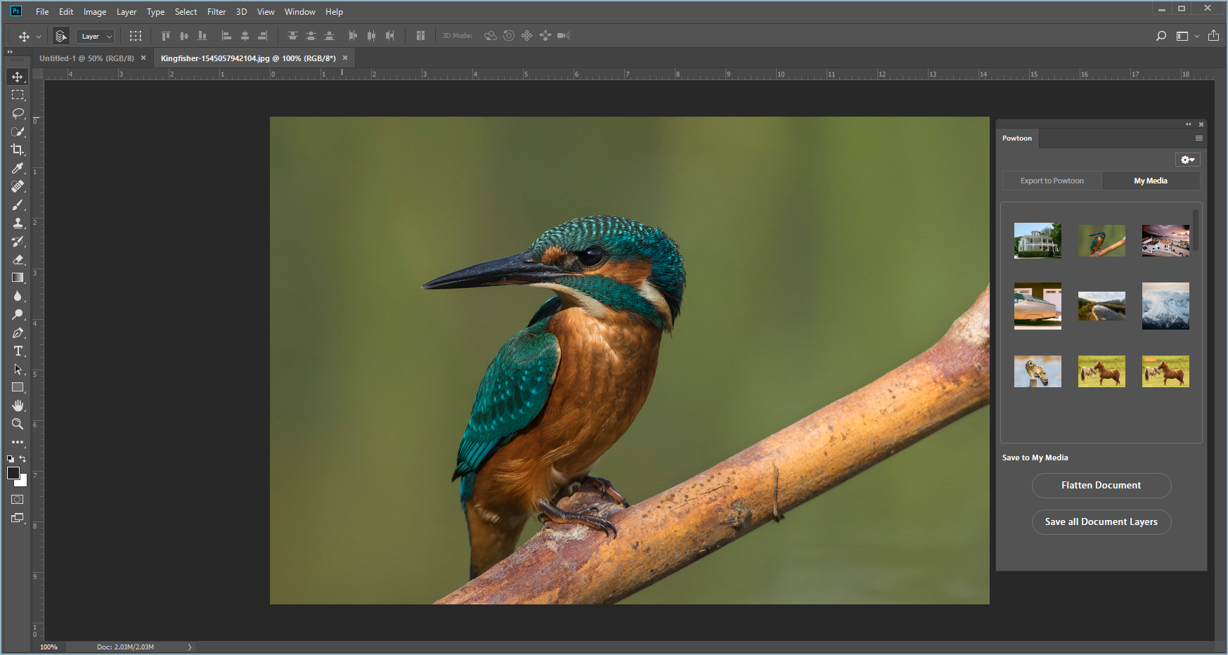 Using the Photoshop Plugin | Help Center