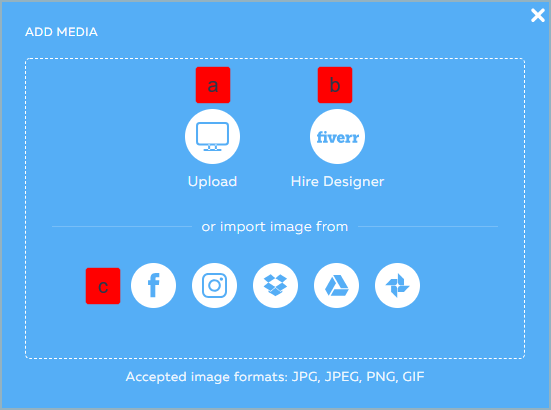 Uploading an Image - JPG, JPEG, PNG, GIF | Help Center